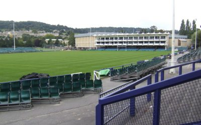 STA agree training programme to help stewards working at The Recreation Ground (Bath RFC)