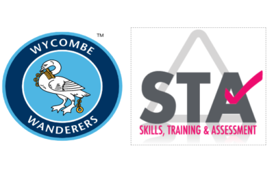 STA agree education & training partnership with wycombe wanderers